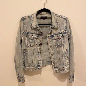 Jcrew Jean jacket. Size small.